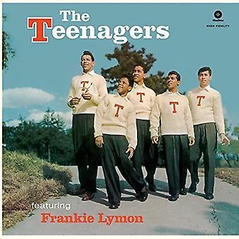 Teenagers - Featuring Frankie Lymon [Vinyl] USA import