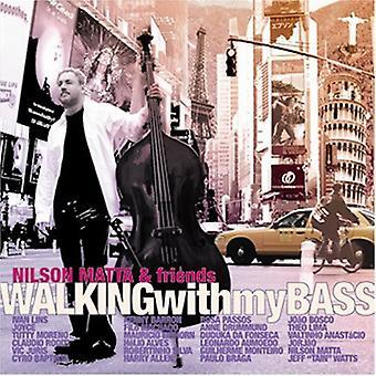 Nilson Matta & venner - gå med min bas [CD] USA import