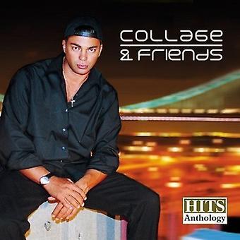 Collage & Freunde - Hits Anthologie [CD] USA import