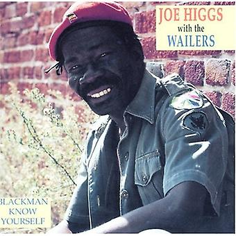Joe Higgs - Blackman Know Yourself [CD] USA import