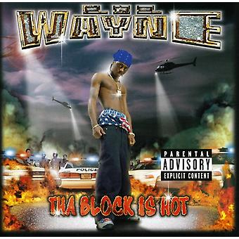Lil Wayne - Tha Block er Hot [CD] USA import