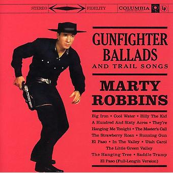 Marty Robbins - revolverman ballader & Trail Son [CD] USA import