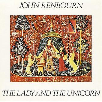 John Renbourn - Lady & the Unicorn [CD] USA import