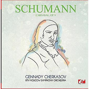 Schumann - import USA Carnaval Op. 9 [CD]