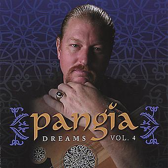 Pangia - Pangia: Vol. 4-Dreams [CD] USA import