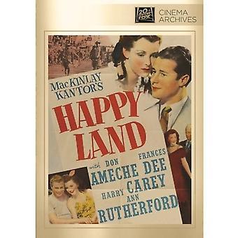 Happy Land [DVD] USA import