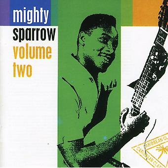 Mægtige Sparrow - Vol. 2-mægtige Sparrow [CD] USA importerer