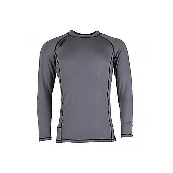 Tatami Essentials Rash Guard - Grey Nova