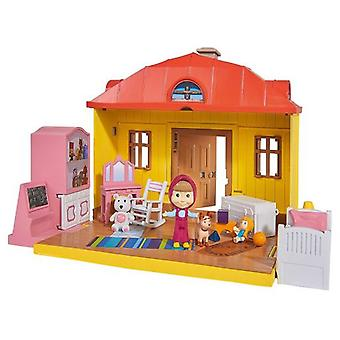 Simba Masha House Playset (Toys , Preschool , Playsets , Stages)