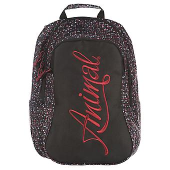 Animal Bright Backpack - Red
