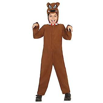 Animal costumes  Dog dress up costume Brown for kids