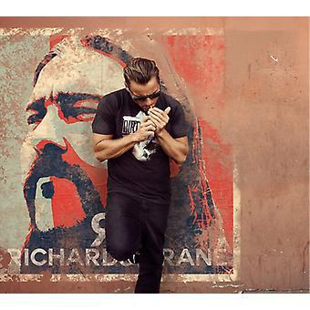 Richards kran - verden står stadig [CD] USA importere