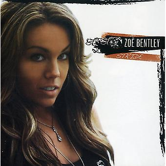 Zoe Bentley - Stride [CD] USA import
