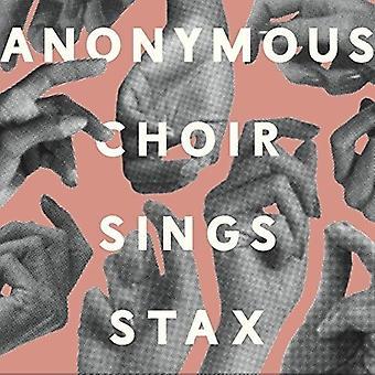 Anonym kor - synger Stax [CD] USA importerer