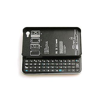 Naztech Bluetooth Keyboard for Apple iPhone 4/4S (Black)