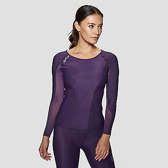 Skins DNAmic Long Sleeve Women's Compression Top