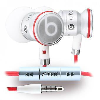 Beats by Dr. Dre Monster ear headset earbud Urbeats white for HTC smartphones
