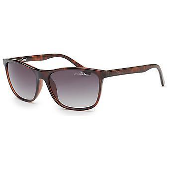 Blok kyst solbriller - skinnende erstatningsret / grå polariseret