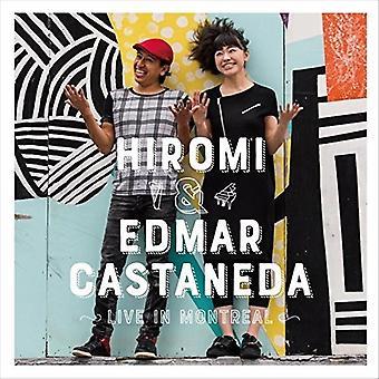 Hiromi / Castaneda, Edmar - Live in Montreal [CD] USA import