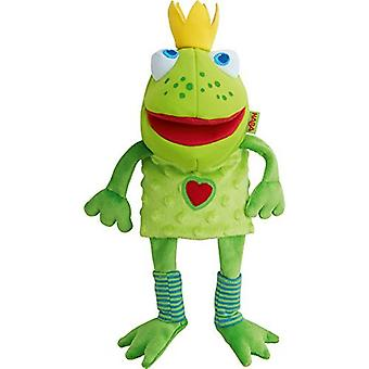 Haba-Hand Puppet Frog King