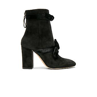 Alexandre Birman ladies B3510200070001704 Black Suede Ankle Boots