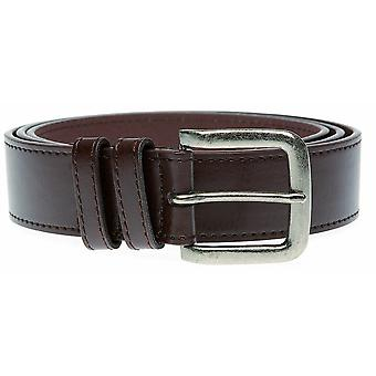 Duke Mens D555 Archie Kingsize Bonded Leather Jean Belt
