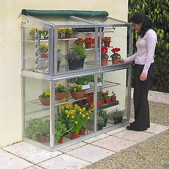 Access Garden Harewood 5ft Lean To Mini Greenhouse
