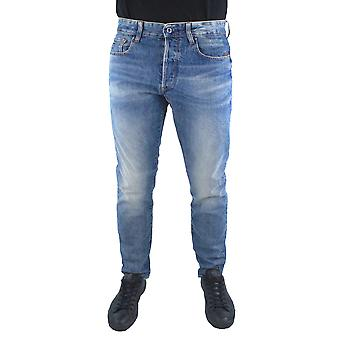 G-Star Stean Tapered Light Aged Rend Denim Jeans