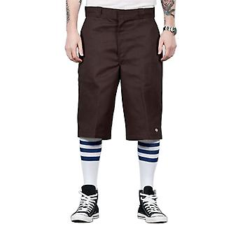 Dickies 13'' Multi-Pocket Work Short - Dark Brown Dickies42283 Mens Shorts