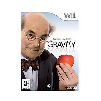 Professor Heinz Wolffs Gravity (Wii) - Factory Sealed
