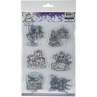 Find It Trading Yvonne Creations Clear Stamp 6