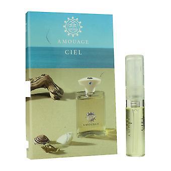 Amouage 'Ciel' Eau De Parfum Spray For Man 0.05oz Carded Vial (Original Formula)