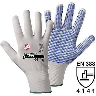 L+D NOPPI 1145 Nylon Protective glove Size (gloves): 7, S EN 388 CAT II 1 pair