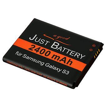 Batteri til Samsung Galaxy S3 / S III GT-i9300