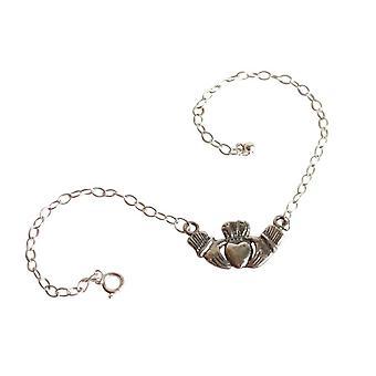 Claddagh armband CLADDAGH 925 zilveren armband zilver symbool van de liefde