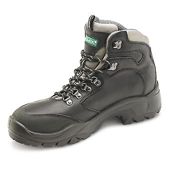 Click Pur Rubber Safety Boot. Black. S3 Src-Hro - Cf62Bl