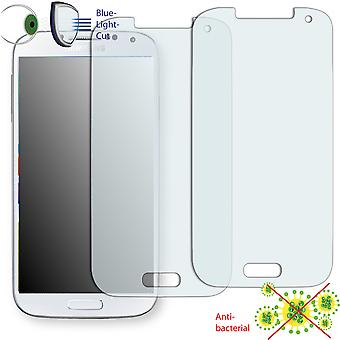 Samsung I9505 Galaxy S4 LTE display protector - Disagu ClearScreen protector