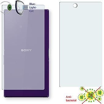 Sony Xperia C6806 back screen protector - Disagu ClearScreen protector