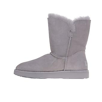 UGG W Classic Cuff Short 1016418SEL universal winter women shoes