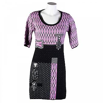 Sally New York Knit Dress With Short Sleeves