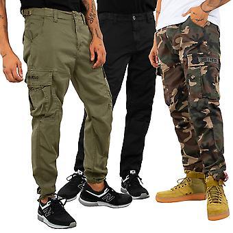Alpha industries men's cargo pants squad
