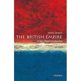 الإمبراطورية البريطانية--مقدمة قصيرة جداً بواسطة أشلي جاكسون-978