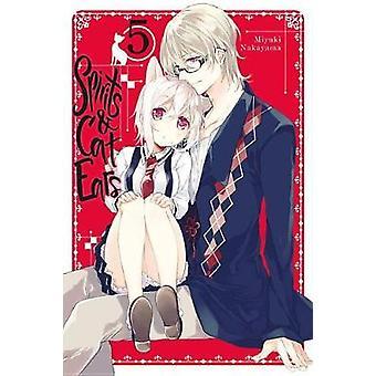 Andar & katt öron - Vol. 5 av Miyuki Nakayama - 9780316416214 bok