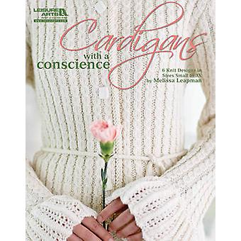 Cardigans with a Conscience by Melissa Leapman - 9781609000240 Book
