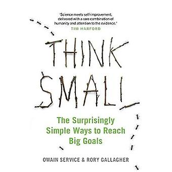 Think Small - The Surprisingly Simple Ways to Reach Big Goals by Owain