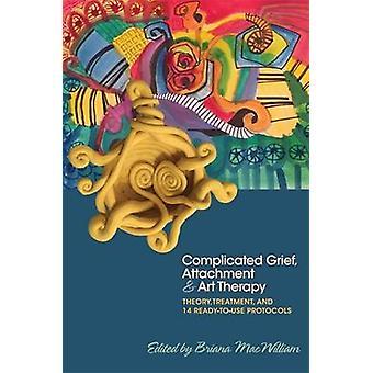 Complicado pesar - apego e arte-terapia - teoria - tratamento uma