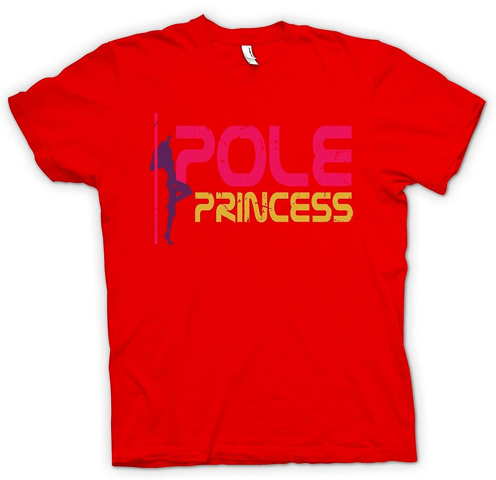 Mens T-shirt - Pole Princess - Pole Dancing