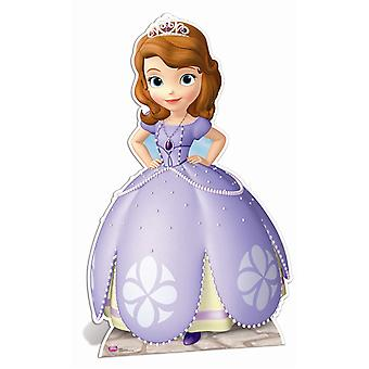 Sofia The First Disney Princess Kartonnen Uitsnede / Standee