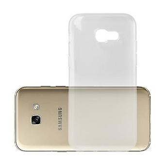 Cadorabo Hülle für Samsung Galaxy A5 2017 - Handyhülle aus TPU Silikon im Ultra Slim 'AIR' Design - Silikonhülle Schutzhülle Soft Back Cover Case Bumper