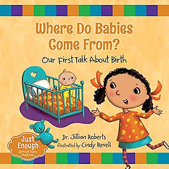 Where Do Babies Come From?: Our First Talk about Birth (Just Enough)